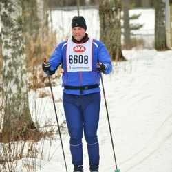 Skiing 45 km - Fredrik Persson (6608)
