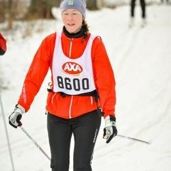 Skiing 45 km - Lisa Malmsten (8600)