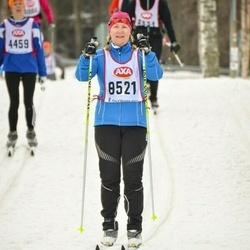 Skiing 45 km - Sofia Bjärfors (8521)