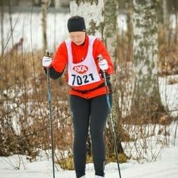 Skiing 45 km - Ida Jonsson (7021)