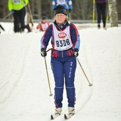 Skiing 45 km - Eva Maria Kristina Lingegård (8308)