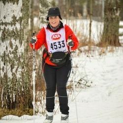 Skiing 45 km - Ellen Karlberg (4533)