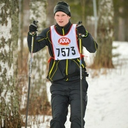 Skiing 45 km - Alexander Halling (7573)