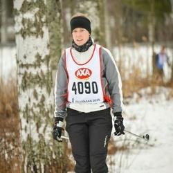 Skiing 45 km - Camilla Eriksson (4090)