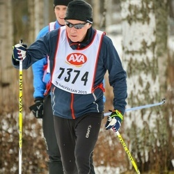 Skiing 45 km - Lars Bertén (7374)
