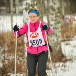 Skiing 45 km - Åsa Viksten (6505)