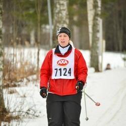 Skiing 45 km - Camilla Eriksson (7124)