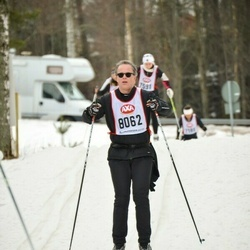 Skiing 45 km - Björn Tingåker (8062)