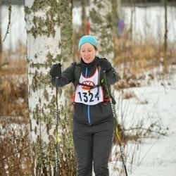 Skiing 45 km - Rona Strawbridge (1324)