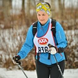 Skiing 45 km - Britt Strøm (8382)