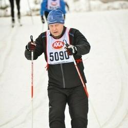 Skiing 45 km - Rikard Lahger (5090)
