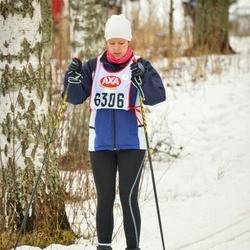 Skiing 45 km - Isabel Duchen (6306)