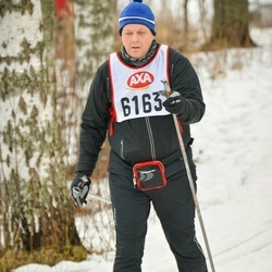 Skiing 45 km - Leif Gustafsson (6163)