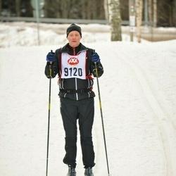 Skiing 45 km - Peter Kraft (9120)