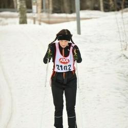 Skiing 45 km - Charlotte Nylén (9102)