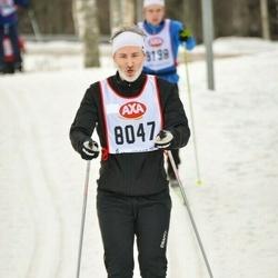 Skiing 45 km - Fredric Hedberg (8047)