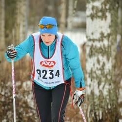 Skiing 45 km - Sofia Trehn (8234)