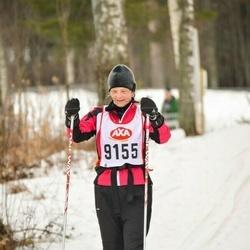 Skiing 45 km - Birgitta Persson (9155)