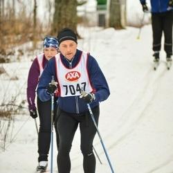 Skiing 45 km - Niclas Svensson (7047)