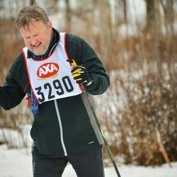Skiing 45 km - Håkan Lilja (3290)