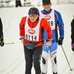 Skiing 45 km - Faustino Duran Mayor (6114)