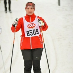 Skiing 45 km - Shayarina Eva Stigzelius (8509)