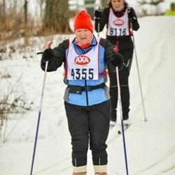 Skiing 45 km - Britt Nilsson (4355)