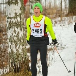 Skiing 45 km - Kristian Erik Øvermo (5485)