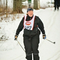 Skiing 45 km - Anna Hedelin (6472)