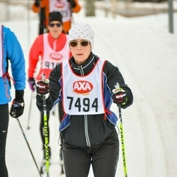 Skiing 45 km - Ann-Christin Johansson (7494)