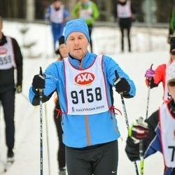Skiing 45 km - Peter Mayer (9158)