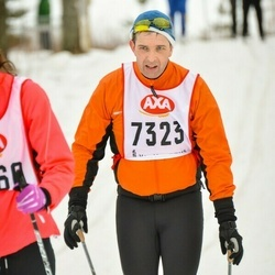Skiing 45 km - Fredrik Strömberg (7323)