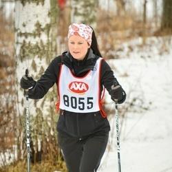 Skiing 45 km - Anna Karlsson (8055)