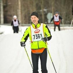 Skiing 45 km - Leif Johansson (7361)