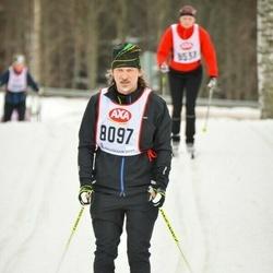 Skiing 45 km - Jan Johansson (8097)