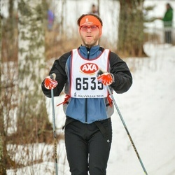 Skiing 45 km - Martin Theen (6535)
