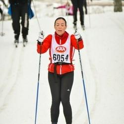 Skiing 45 km - Carla Corda (6054)