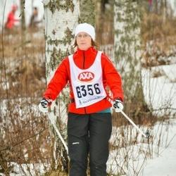 Skiing 45 km - Maria Stålnacke (6356)