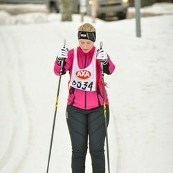 Skiing 45 km - Josefine Theen (6534)