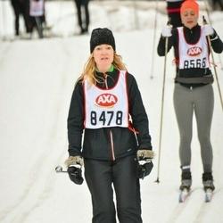 Skiing 45 km - Charlotte Kåse (8478)