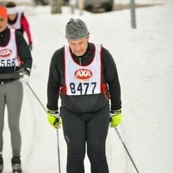 Skiing 45 km - Magnus Wiberg (8477)