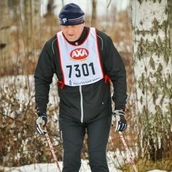 Skiing 45 km - Tor Sandström (7301)