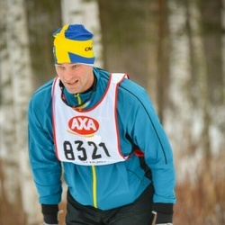 Skiing 45 km - Tony Ståhl (8321)