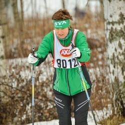 Skiing 45 km - Anna Karin Berglund (8012)