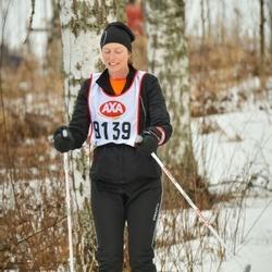 Skiing 45 km - Karin Norden (9139)