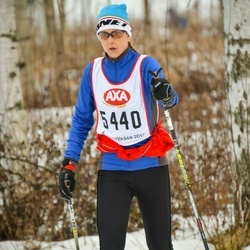 Skiing 45 km - Marie Appel (5440)