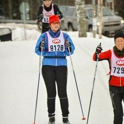 Skiing 45 km - Agneta Flagstad (8128)