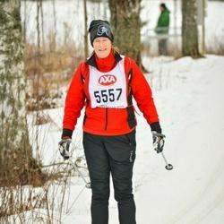 Skiing 45 km - Lisel Gustavsen (5557)