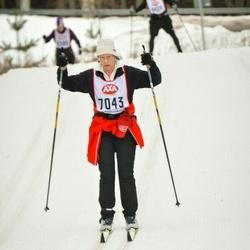 Skiing 45 km - Lena Jansson (7043)