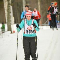 Skiing 45 km - Cecilia Brown (5468)